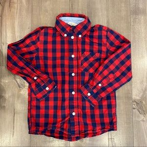 H&M button down size 4-5